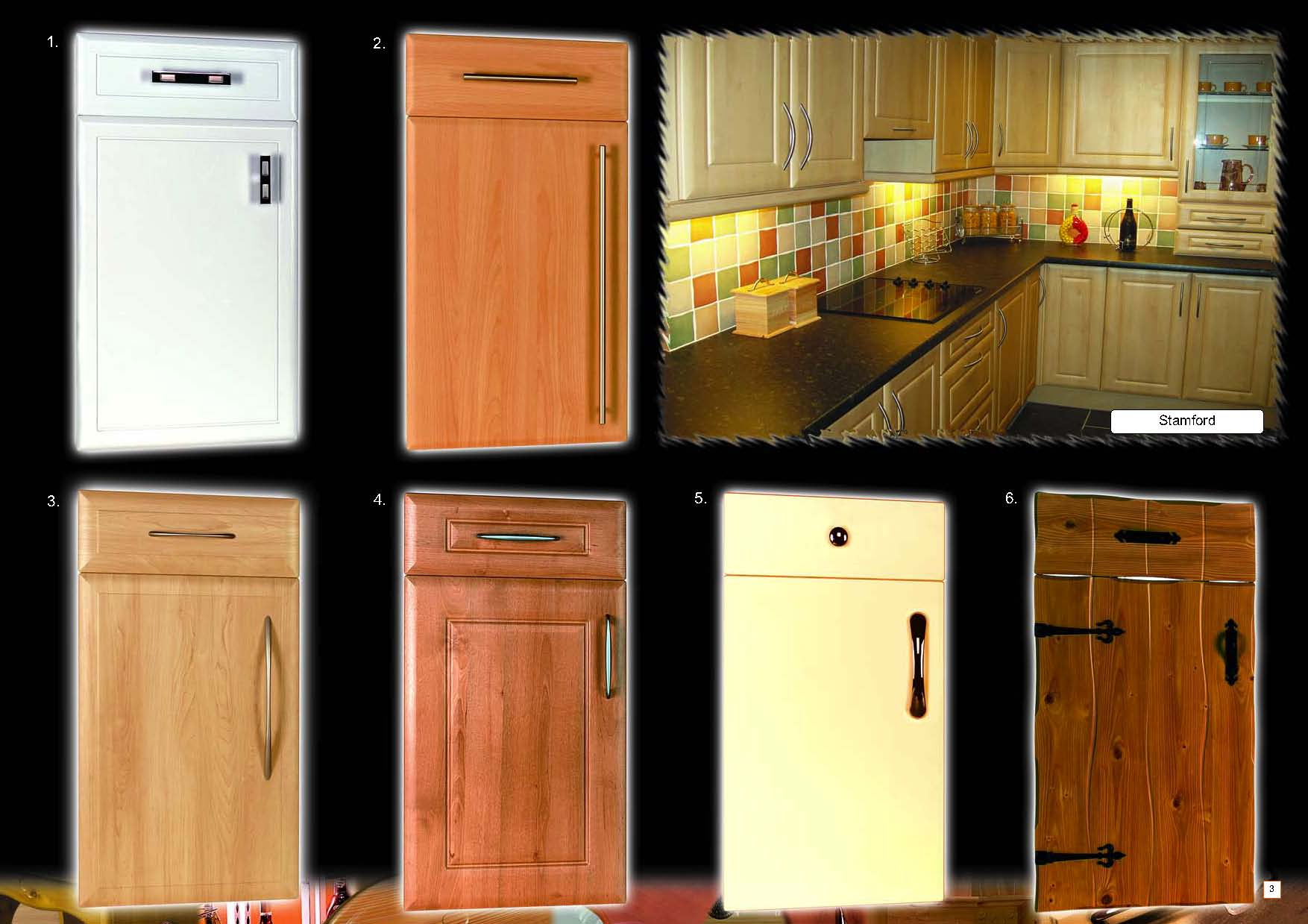 These Kitchen Door Designs Are Available Made To Measure Part 14